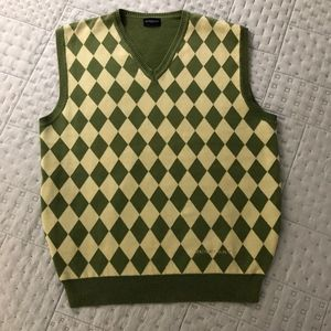 Burberry Men's Vest Size L